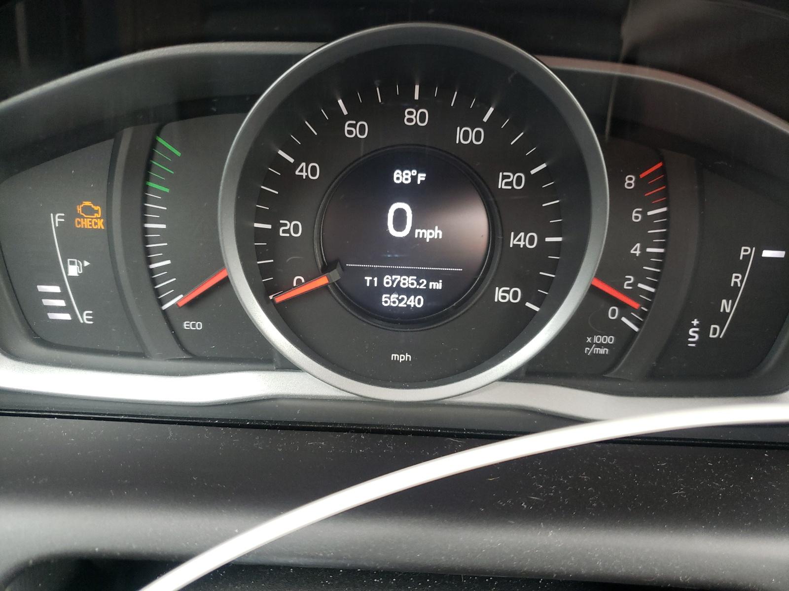 Volvo Xc60 t5 2016