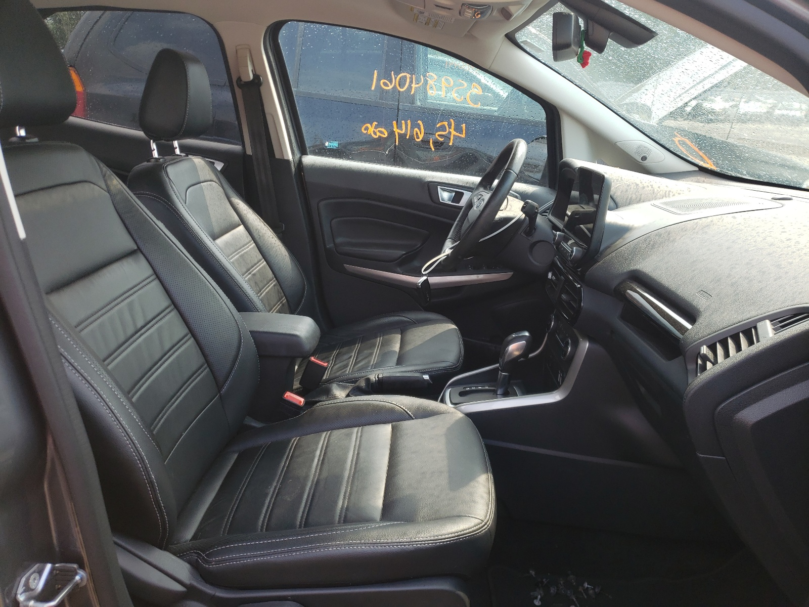 Ford Ecosport t 2018