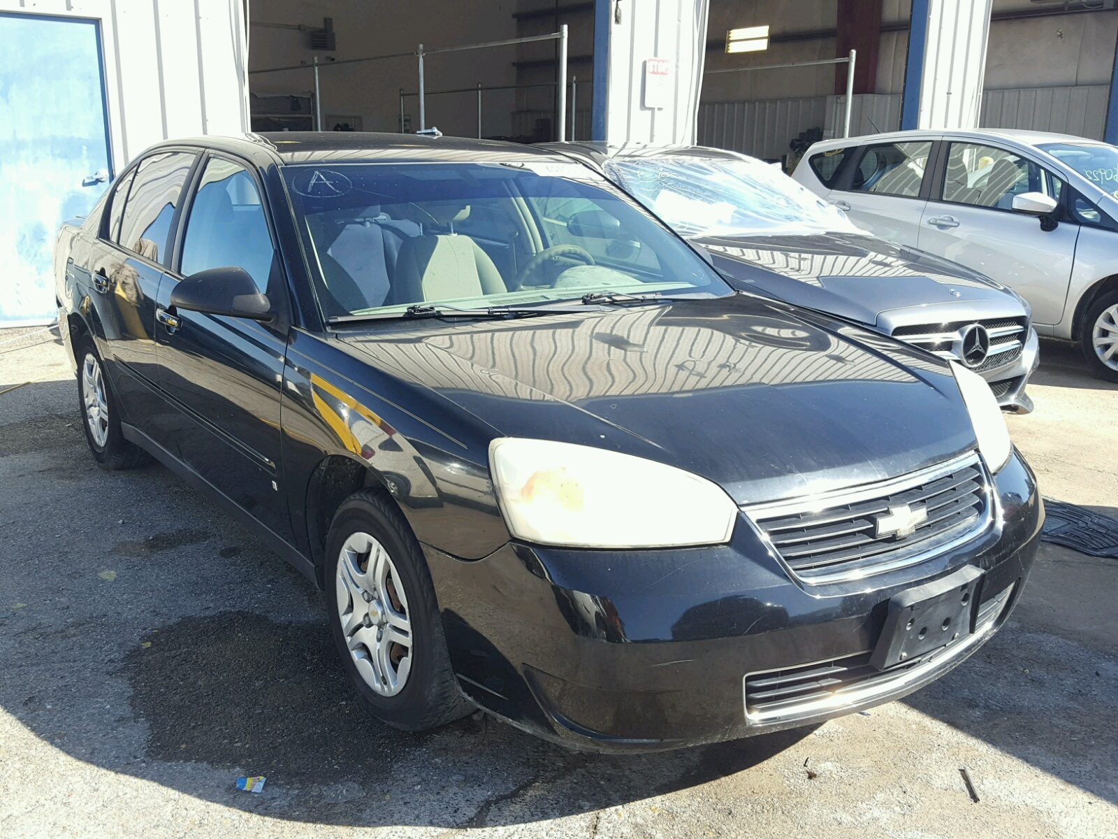 COPART Lot #23165247 2006 CHEVROLET MALIBU LS