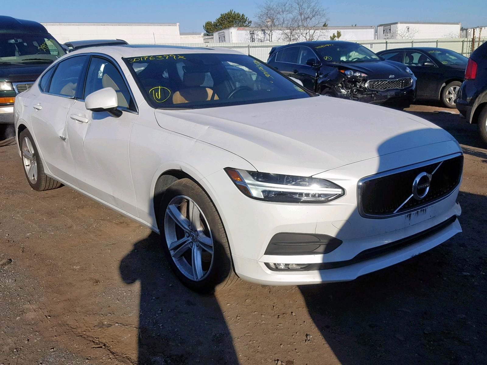 click here to view 2018 VOLVO S90 T5 at IBIDSAFELY