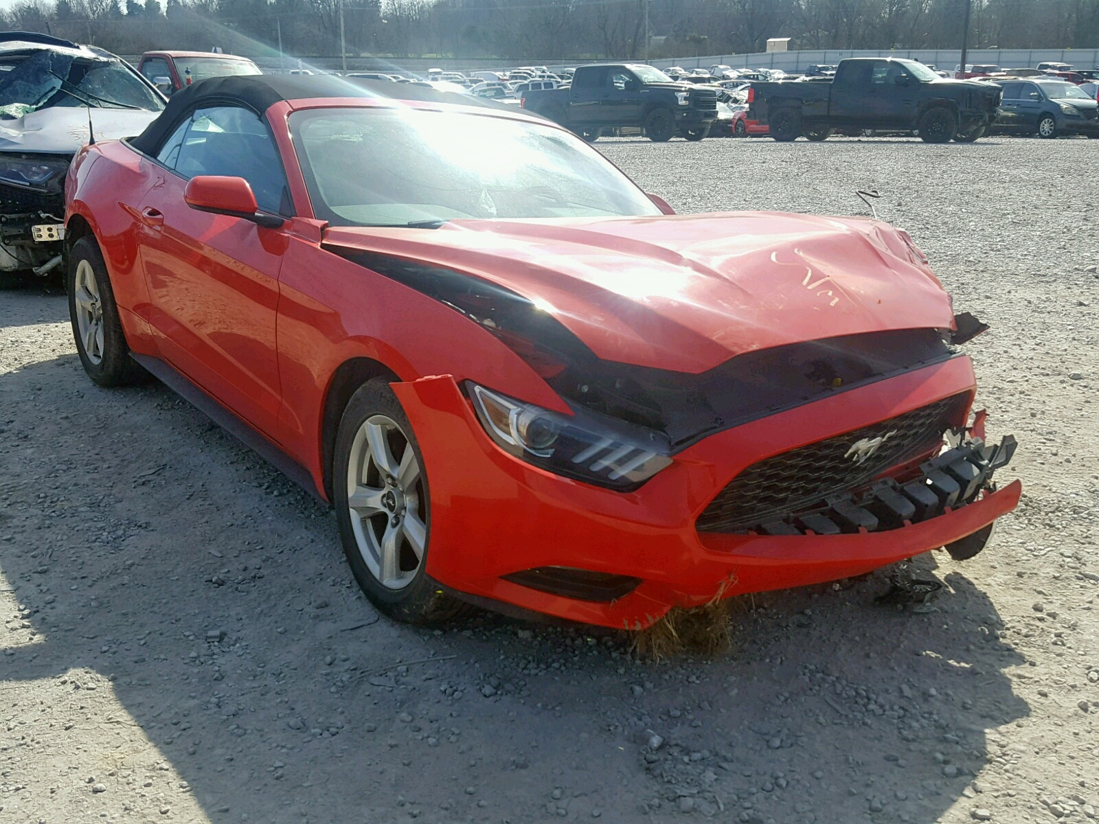 click here to view 2016 FORD MUSTANG at IBIDSAFELY