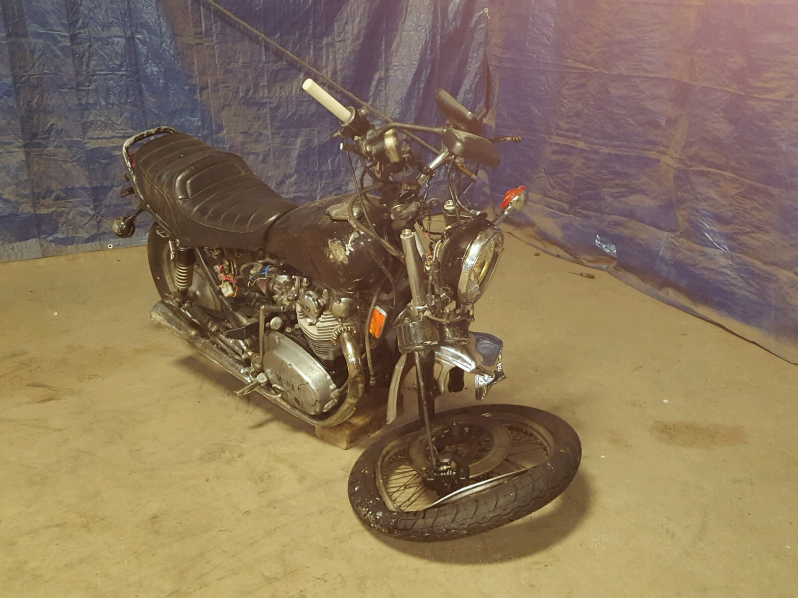 click here to view 1982 YAMAHA XS650 S at IBIDSAFELY