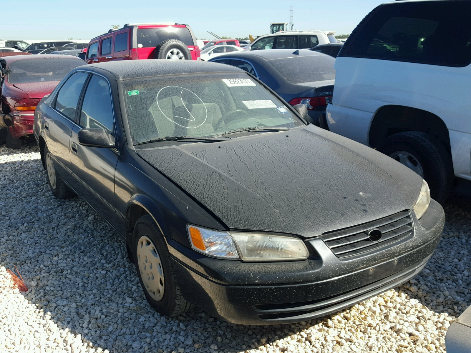 COPART Lot #25923537 1998 TOYOTA CAMRY CE/L