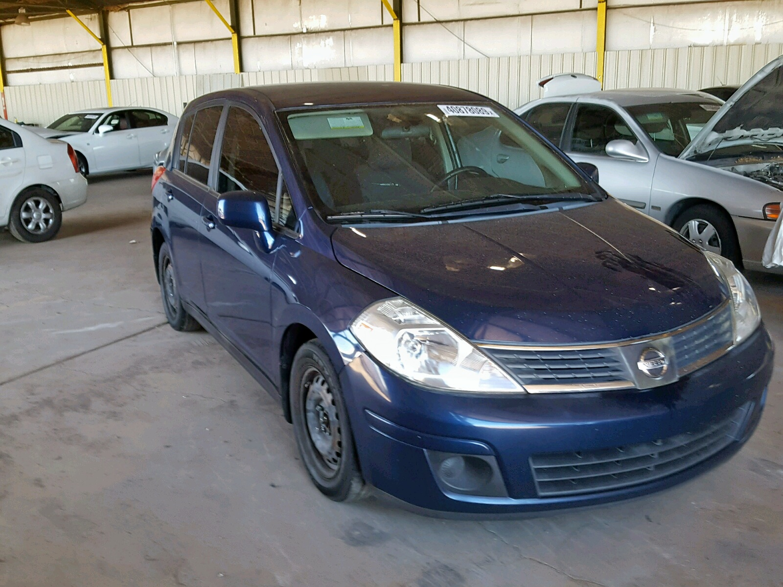 click here to view 2007 NISSAN VERSA S at IBIDSAFELY