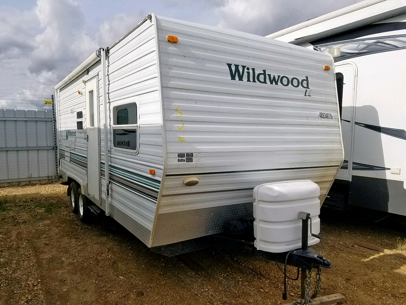 click here to view 2003 WILDWOOD WILDWOOD at IBIDSAFELY