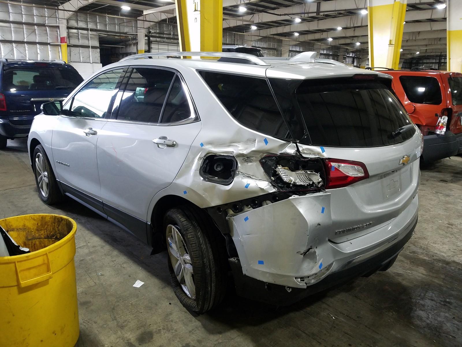 Chevrolet Equinox pr 2019