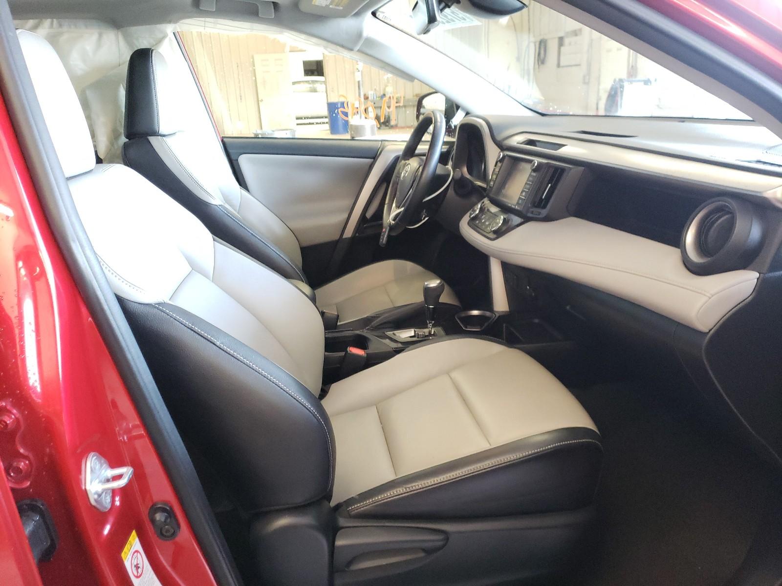 Toyota Rav4 limit 2016