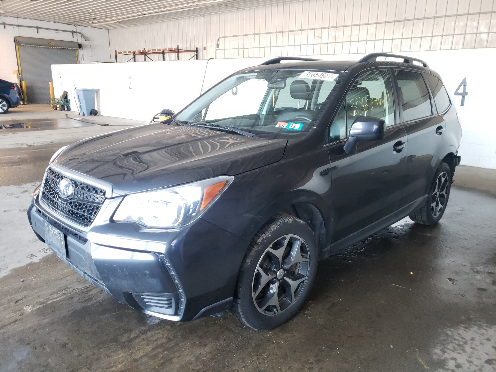 Subaru Forester 2 2015
