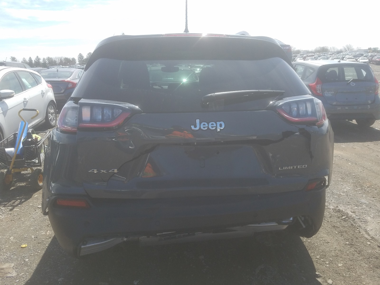 Jeep Cherokee l 2019