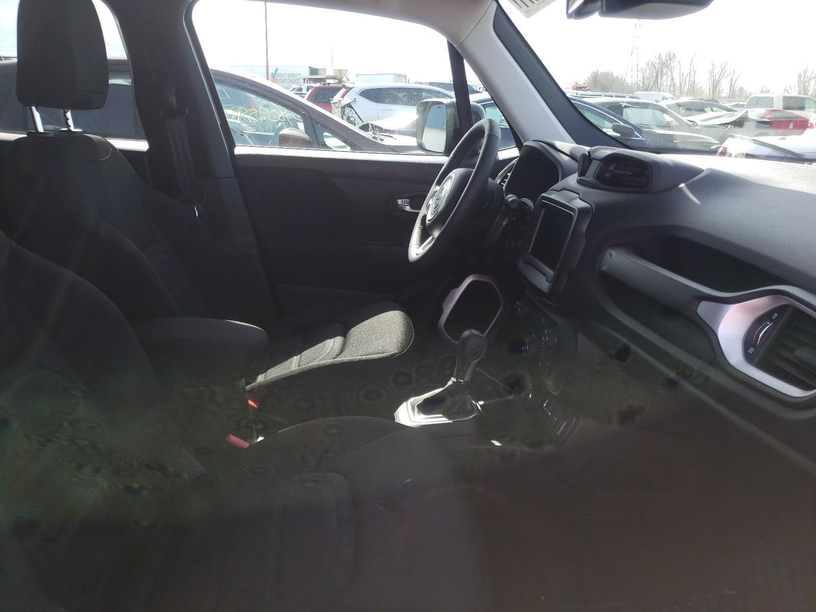 Jeep Renegade l 2020