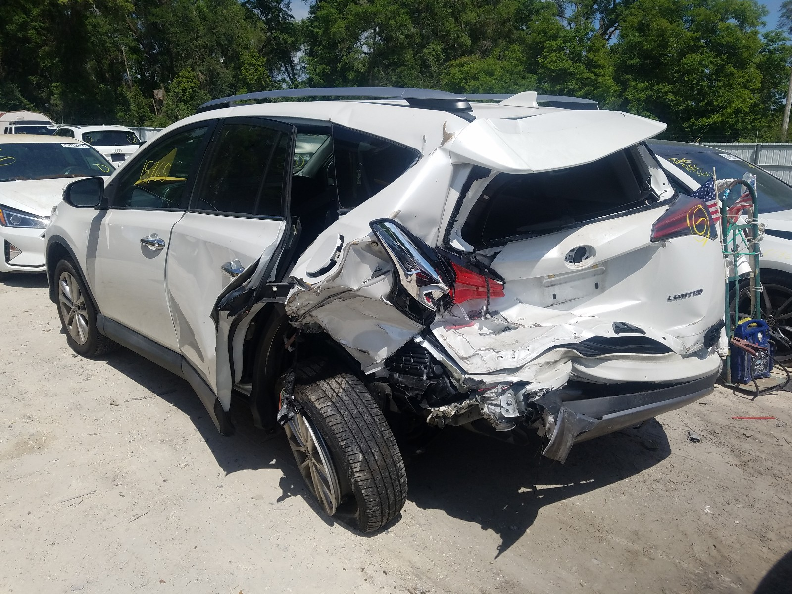 Toyota Rav4 limit 2017