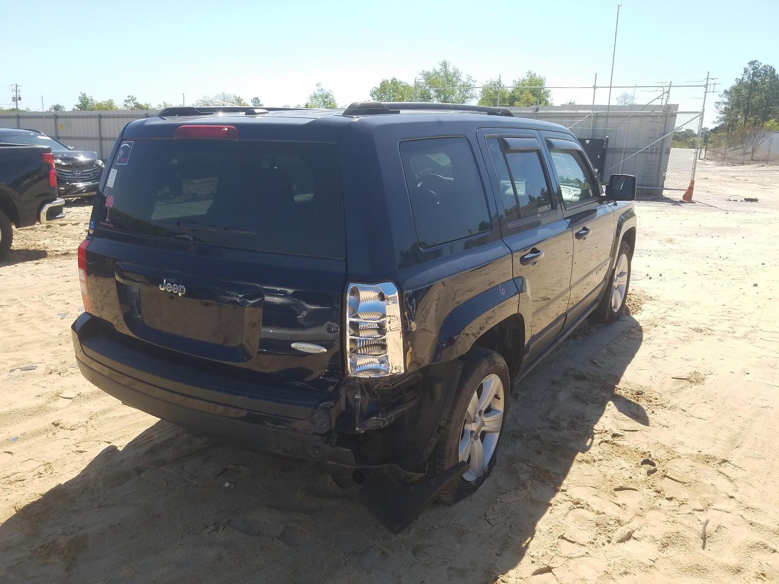 Jeep Patriot la 2014