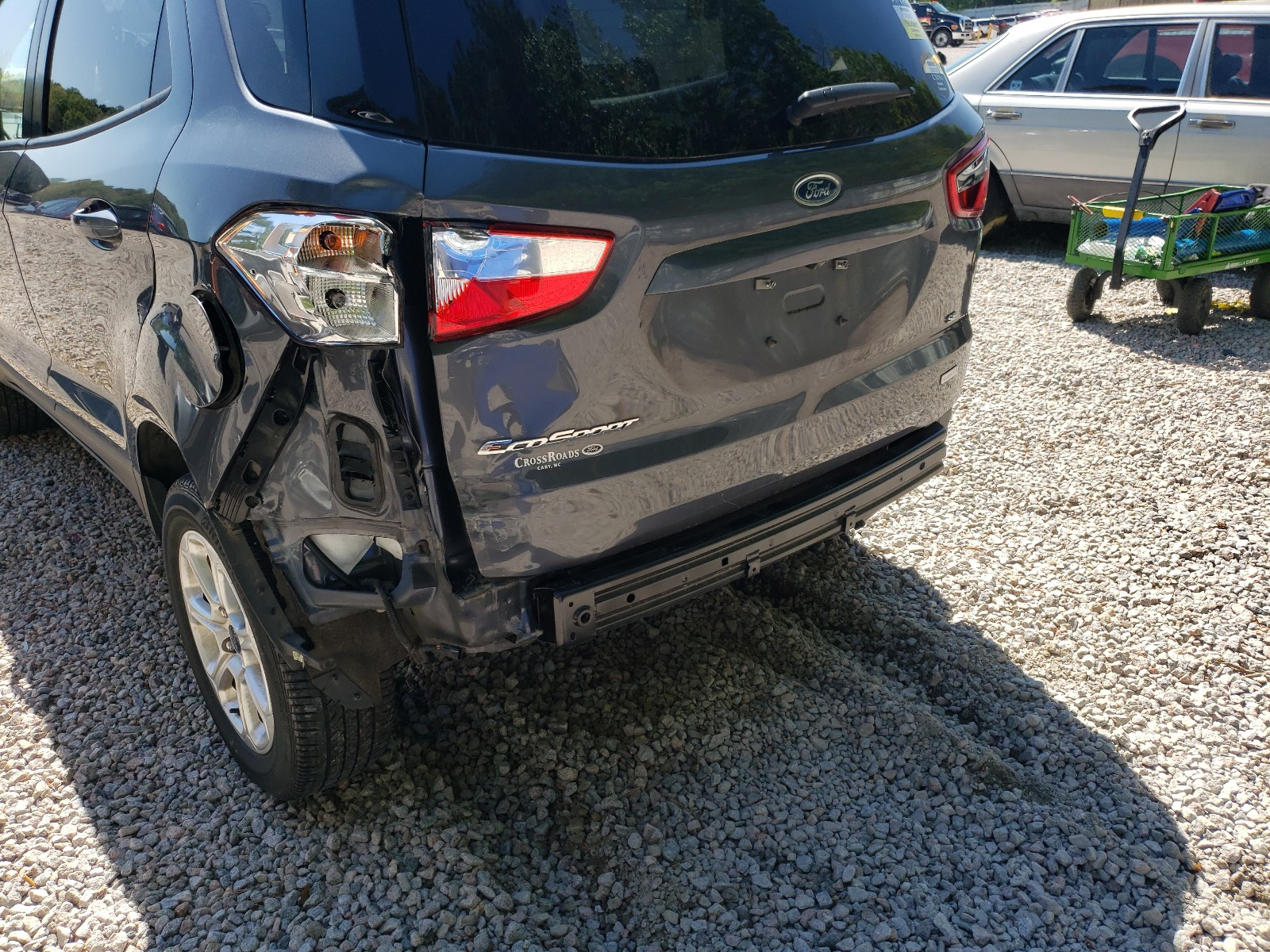 Ford Ecosport s 2019