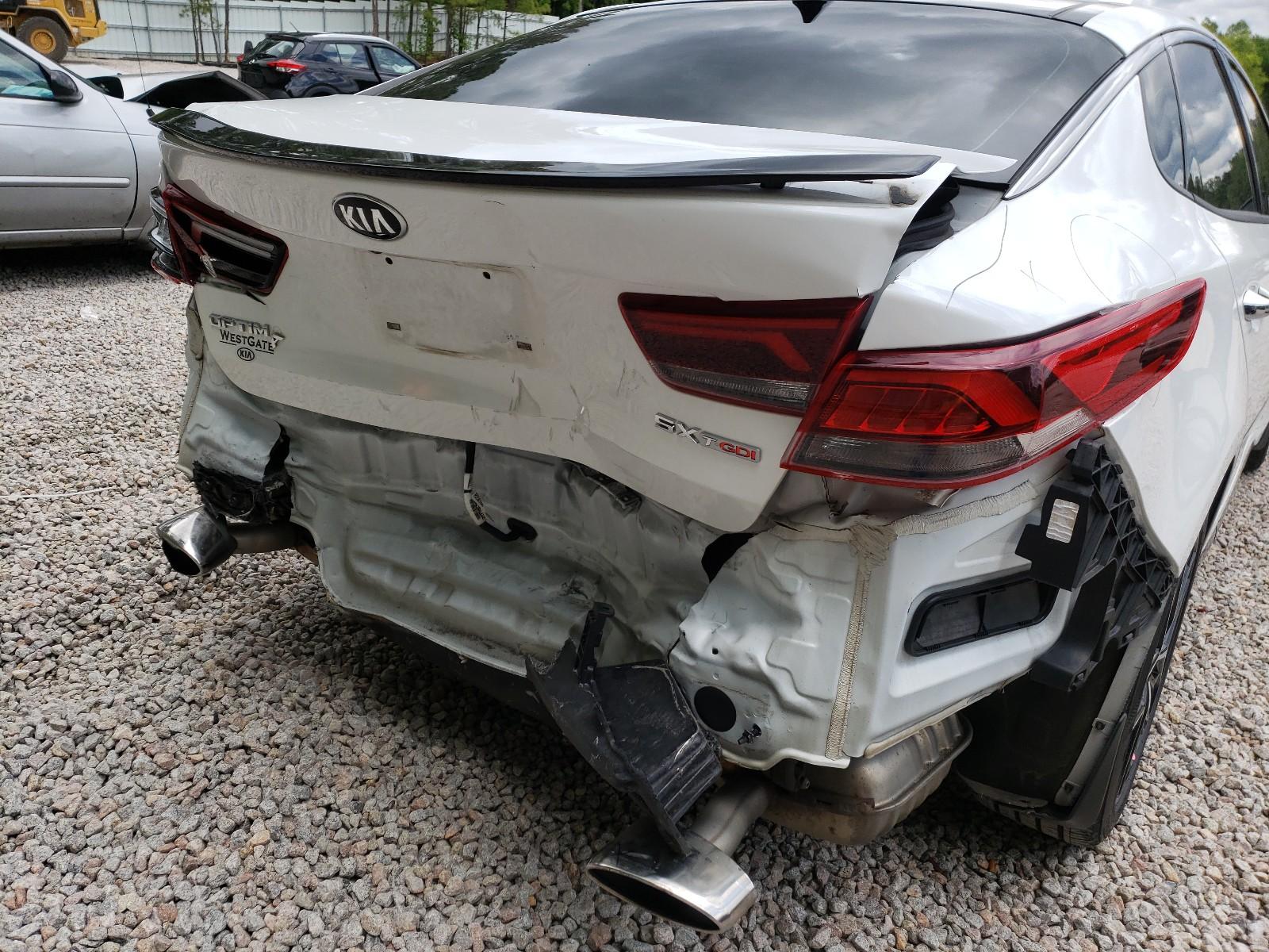 Kia Optima sx 2019