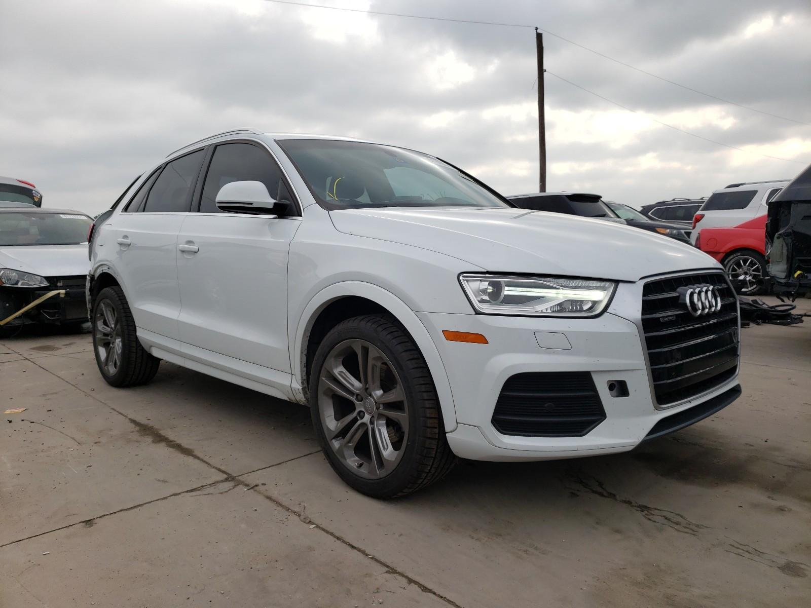 Audi Q3 premium 2016