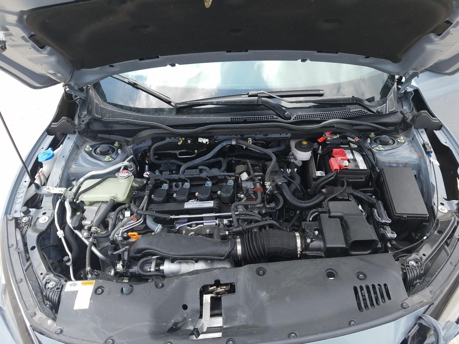 Honda Civic spor 2020