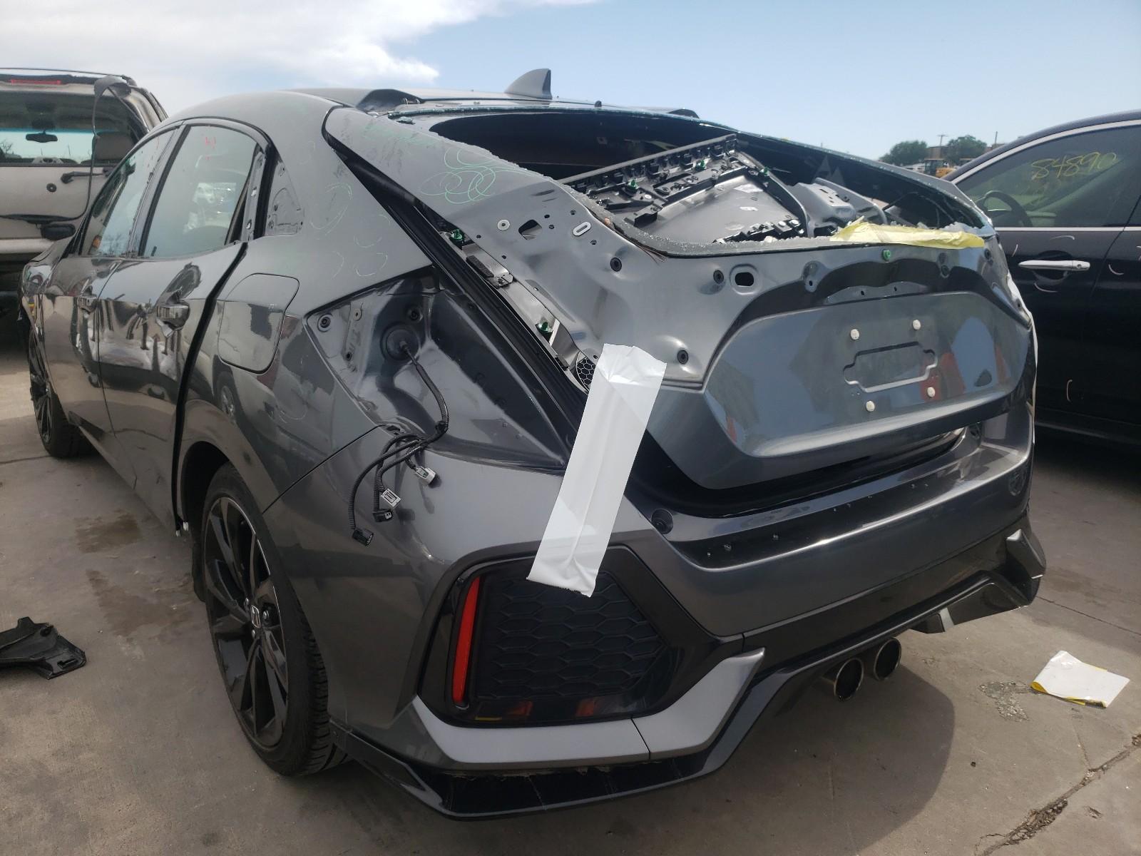 Honda Civic spor 2019
