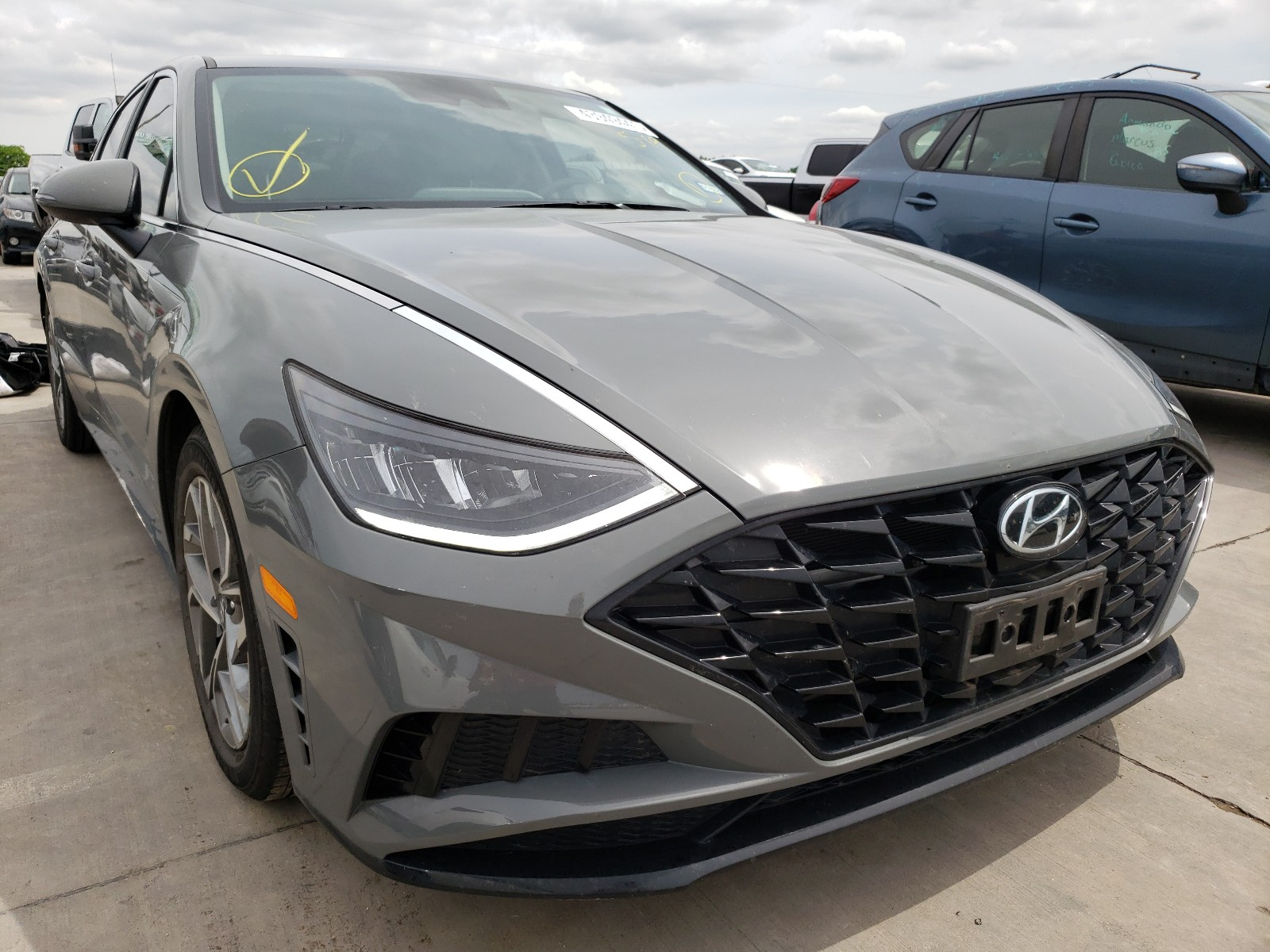 Hyundai Sonata sel 2020
