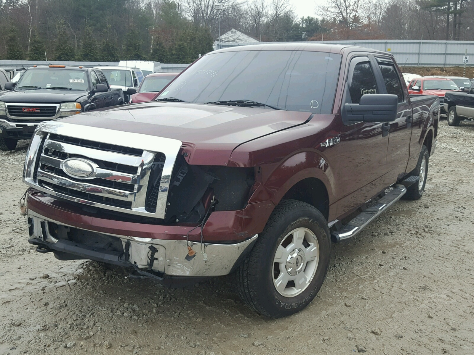 FORD F150 2009