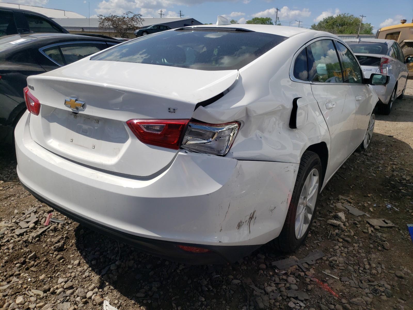 Chevrolet Malibu lt 2018