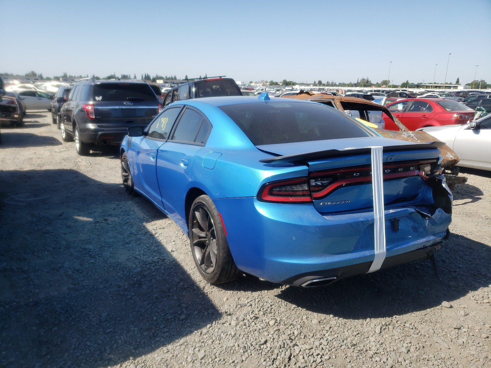 Dodge Charger r/ 2015