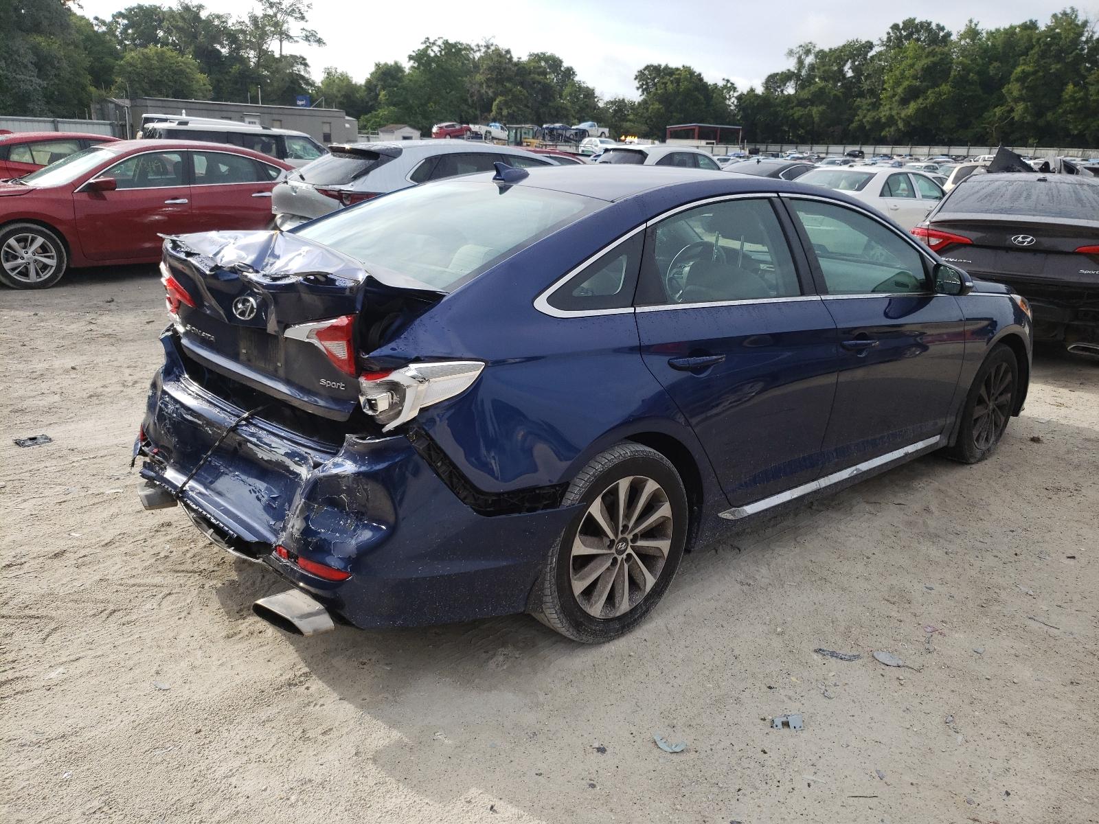 Hyundai Sonata spo 2017