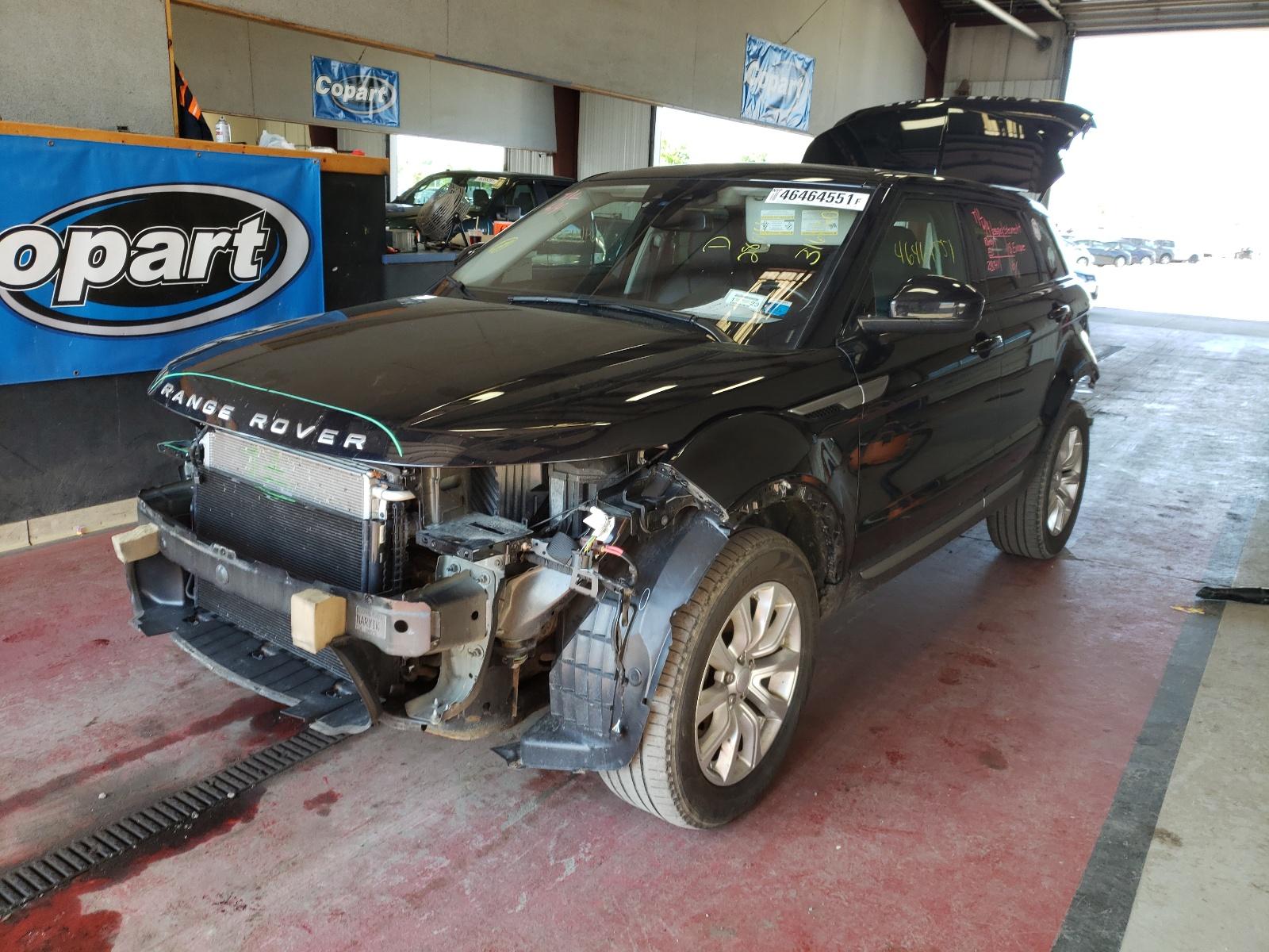 Land rover Range rove 2018
