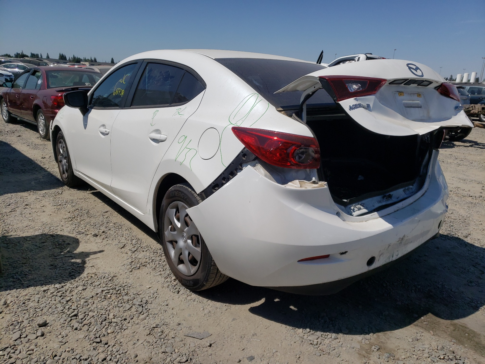 Mazda 3 sport 2014