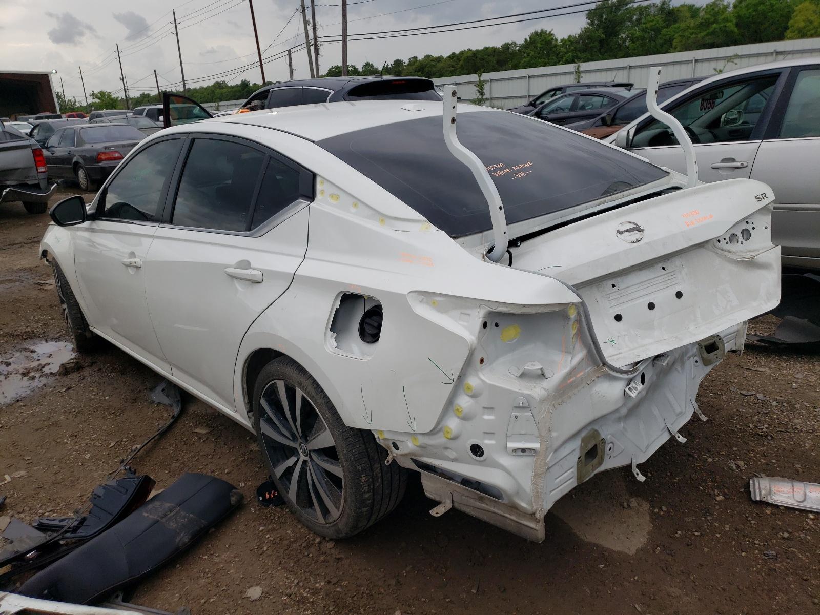 Nissan Altima sr 2019