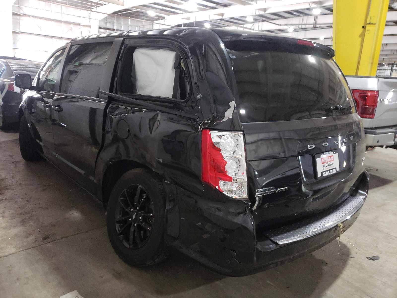 Dodge Grand cara 2019