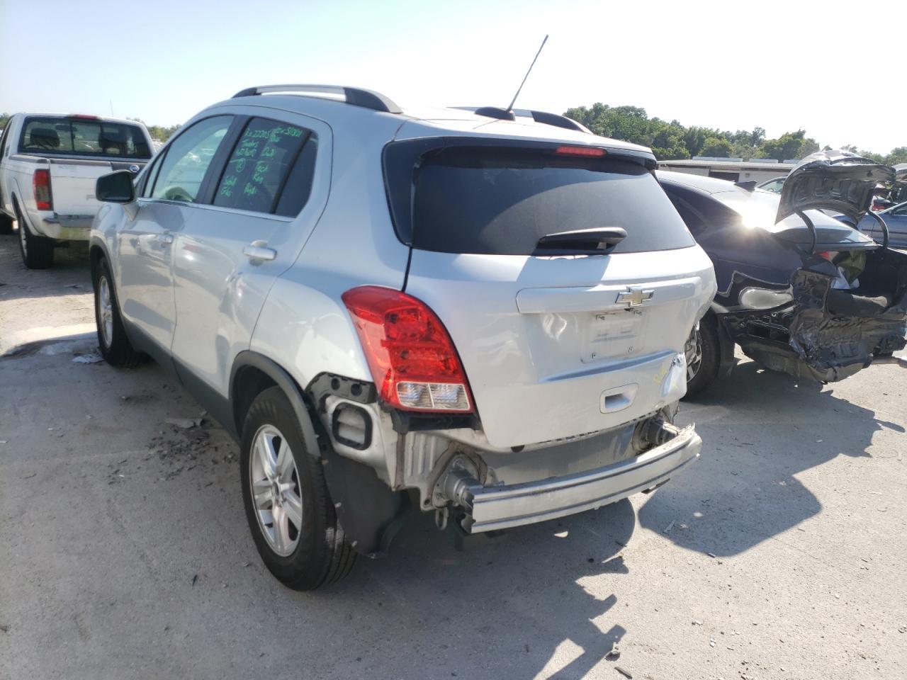 Chevrolet Trax 1lt 2016
