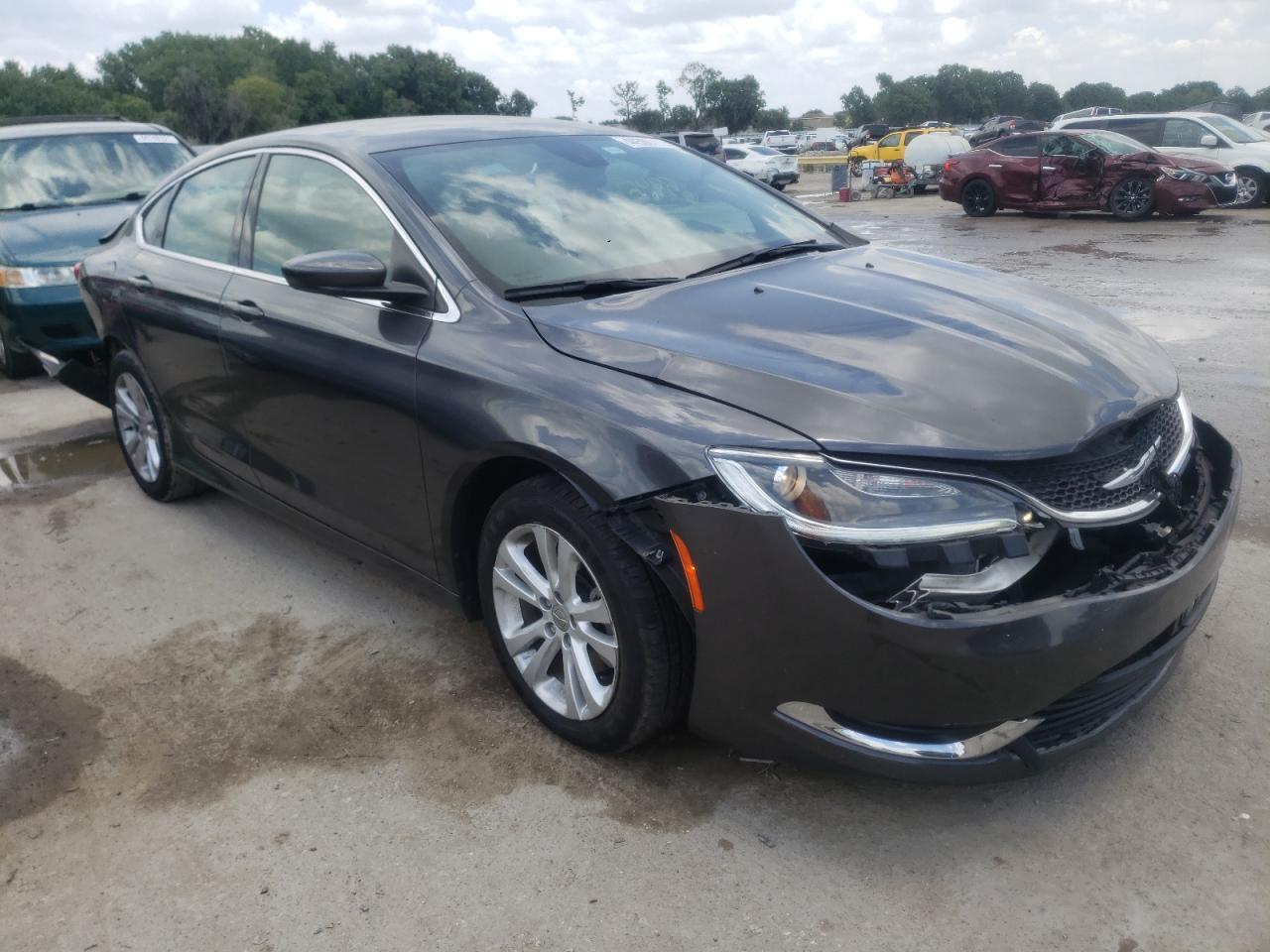 Chrysler 200 limite 2016
