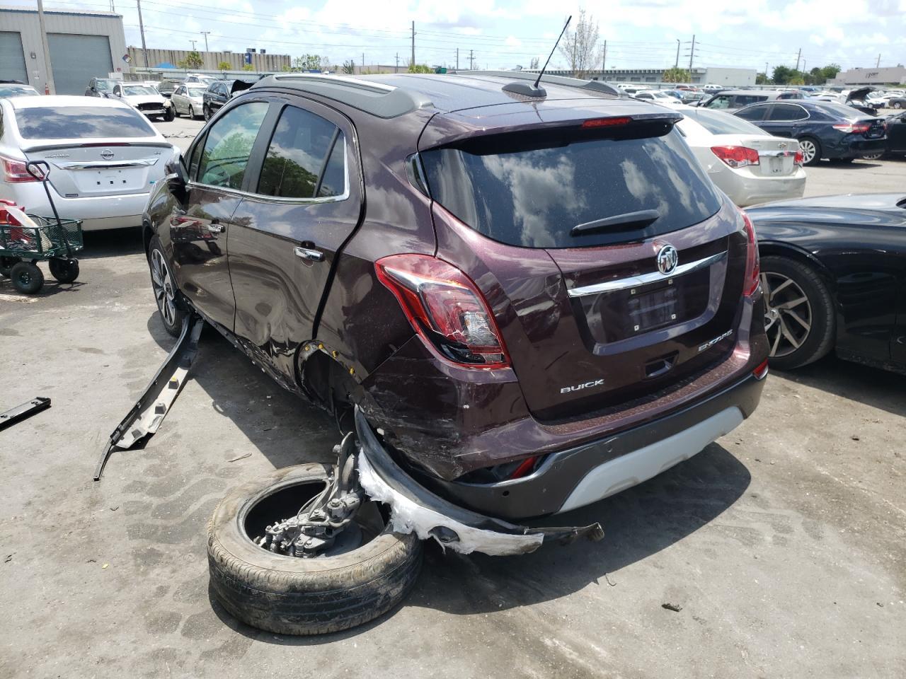 Buick Encore pre 2018