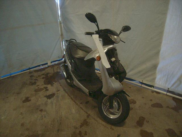 Salvage C | 2007 Eagl Scooter