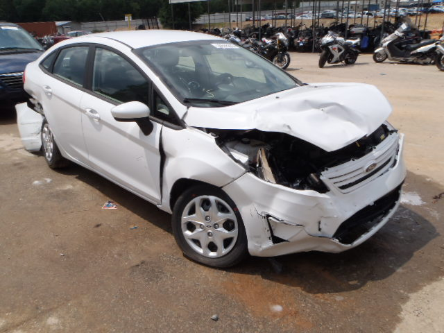 Salvage V | 2012 Ford Fiesta