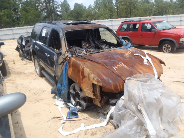 Salvage V | 2008 Chevrolet Tahoe
