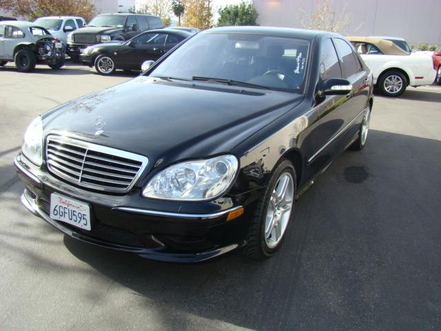 Auto auction ended on vin wdbng75j76a473407 2006 mercedes for 2006 mercedes benz s500 for sale