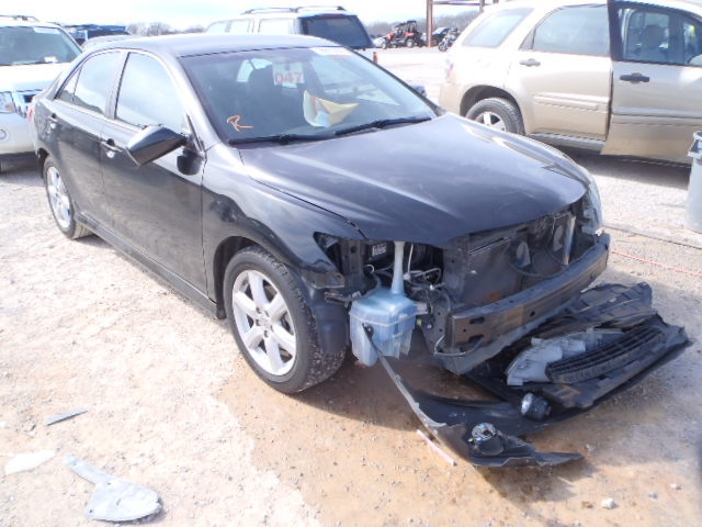 COPART Lot #16011294 2007 TOYOTA CAMRY CE/L