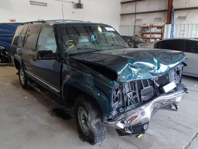 COPART Lot #26545317 2000 CHEVROLET TAHOE K150