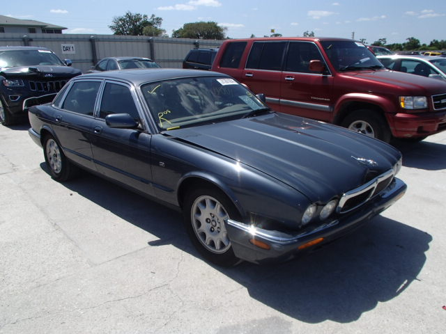 COPART Lot #21261054 1998 JAGUAR XJ8