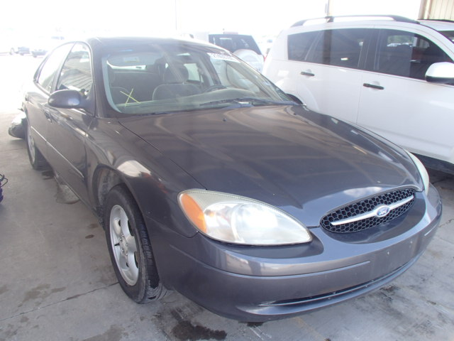 COPART Lot #21409784 2003 FORD TAURUS SE