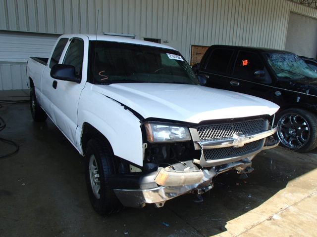 COPART Lot #21873594 2003 CHEVROLET SILVERADO