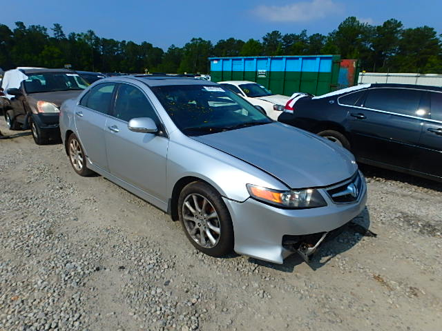 COPART Lot #20915714 2007 ACURA TSX
