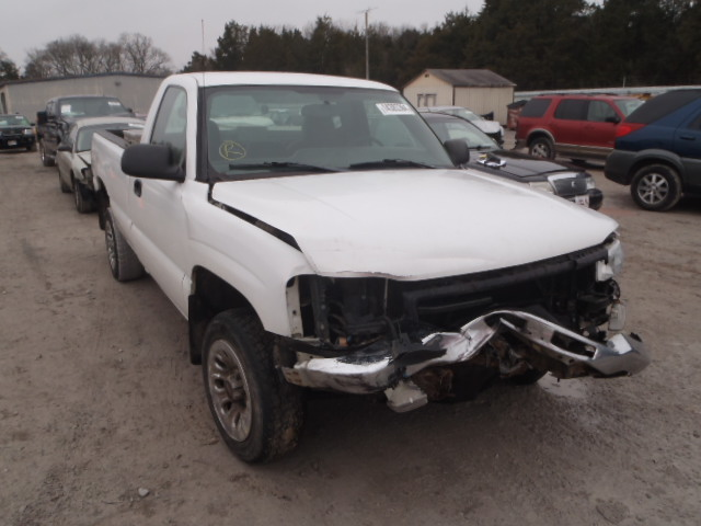 COPART Lot #25518094 2006 GMC SIERRA K15