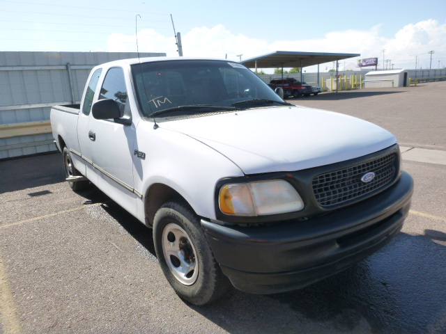 COPART Lot #27280394 1997 FORD F150