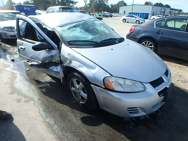 COPART Lot #30538284 2006 DODGE STRATUS SX