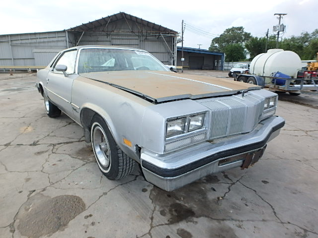 COPART Lot #32461644 1976 OLDSMOBILE CUTLASS