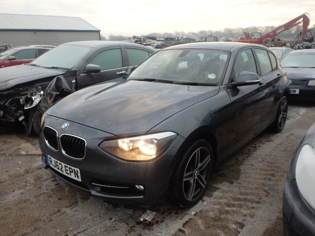 COPART Lot #34144884 2012 BMW 120D SE