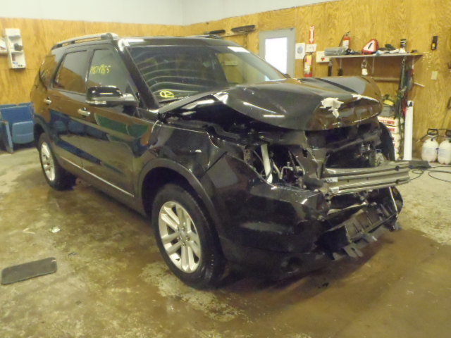 COPART Lot #14874955 2014 FORD EXPLORER X