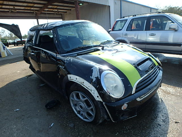 COPART Lot #15446265 2006 MINI COOPER S